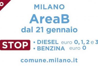 Area B Milano: pubblicate le regole ufficiali