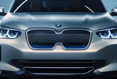 BMW iX3: cosa sappiamo del SUV elettrico
