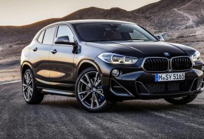 BMW X2 M35i: benvenuto 2.0 turbo da 306 CV