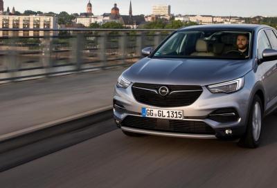 Opel Grandland X: benvenuto 1.6 PureTech da 180 CV