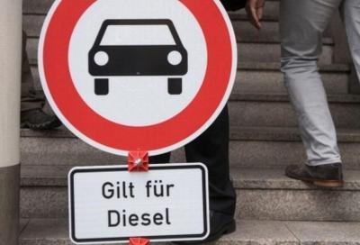Francoforte: stop ai diesel Euro 4 ed Euro 5