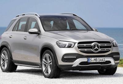 Nuova Mercedes-Benz GLE: nulla è come prima