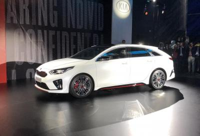 Kia Proceed: la shooting brake made in Corea