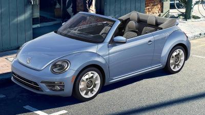 Volkswagen Maggiolino: canto del cigno