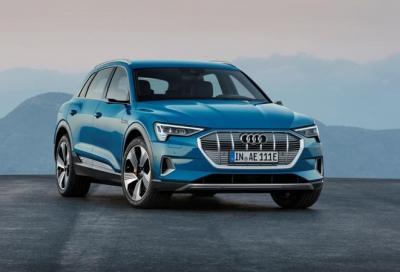 Audi e-tron: la SUV elettrica secondo Ingolstadt