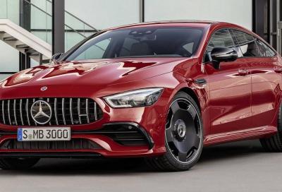 Mercedes-AMG GT: svelata la versione 43 4Matic+
