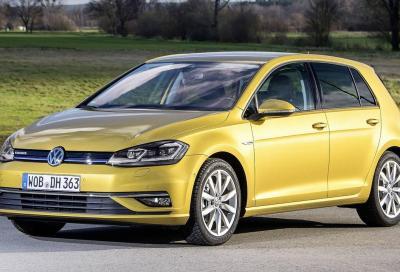 Volkswagen Golf: stop momentaneo alla produzione?