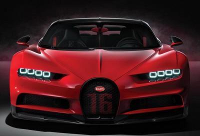 Bugatti Chiron: che velocità raggiunge?