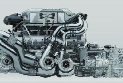 Bugatti: addio al mastodontico motore W16?