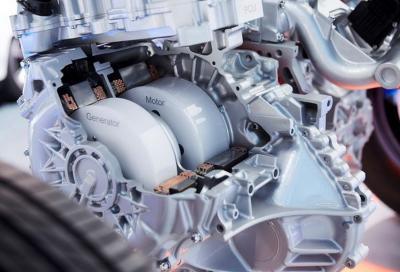 Honda CR-V Hybrid: cambio con un solo rapporto?