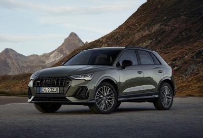 Nuova Audi Q3: la classe non è acqua