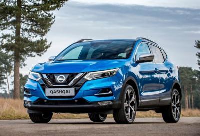 Nissan Qashqai: benvenuto 1.3 turbo benzina