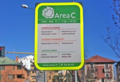 Milano, Area C: addio ingresso gratis alle ibride