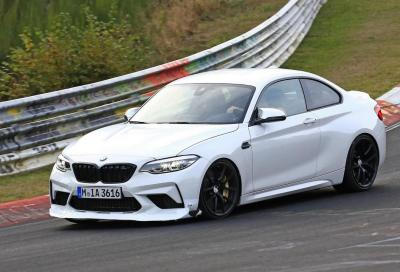 BMW M2: al Nurburgring la futura CS o CSL?