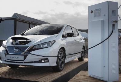 Nissan Leaf: qual è il vero tempo di ricarica?