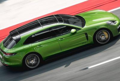 Porsche Panamera: benvenuta versione GTS