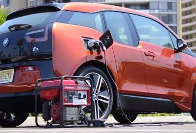 Auto elettriche: nel ciclo vita inquinano più dei moderni diesel Euro 6