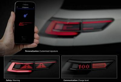 Volkswagen: le auto comunicheranno con i fari