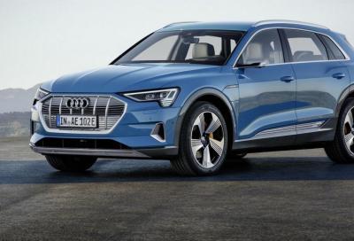 Audi: qualche problema con le consegne della e-tron