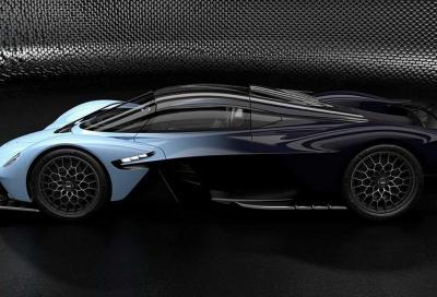 Aston Martin Valkyrie: l'hypercar è sempre più vicina