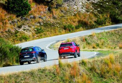Jeep Compass 2.0 MJet 4wd Limited vs Kia Sportage 1.6 CRDi AWD Energy