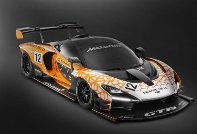 McLaren Senna GTR: quanto mai estrema