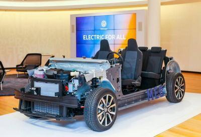 Ford e VW: probabile accordo per elettrico e guida autonoma