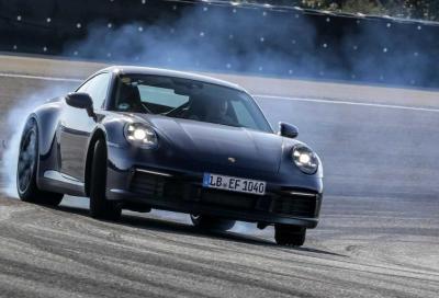 Porsche 911 (992): ultimi collaudi pre debutto