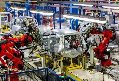 Produzione auto: in Italia in continuo calo