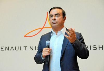 Renault-Nissan: arrestato il presidente Carlos Ghosn per falso