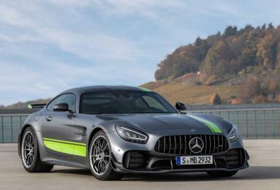 Mercedes-AMG GT R Pro: il rasoio di Affalterbach