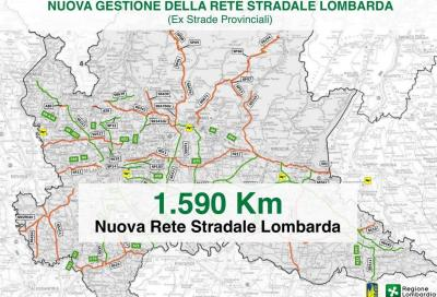 Lombardia: incidenti stradali in diminuzione