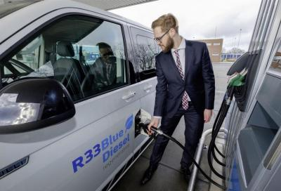 """Volkswagen BlueDiesel R33: il gasolio """"anti CO2"""""""