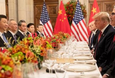 Stati Uniti e Cina: siglato accordo e stop alla guerra sui dazi