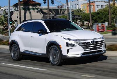 Hyundai: in futuro sempre più idrogeno