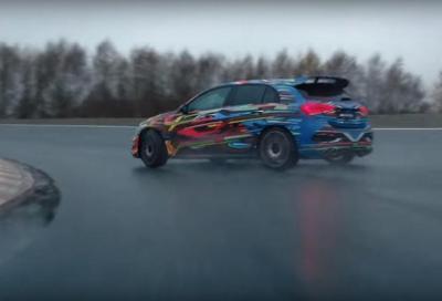 Mercedes-AMG A 45 2019: il drift è dietro l'angolo