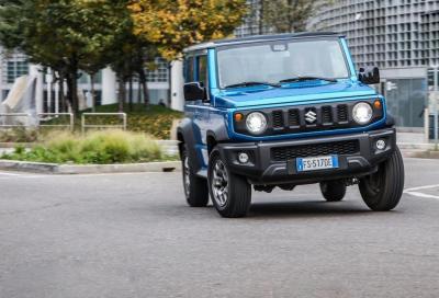 Suzuki Jimny 2018: problemi all'Esp?