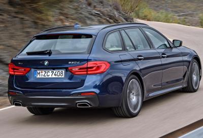 BMW: ottimi risultati per tre diesel nei test ADAC