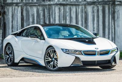 BMW: nessuna erede per la i8?