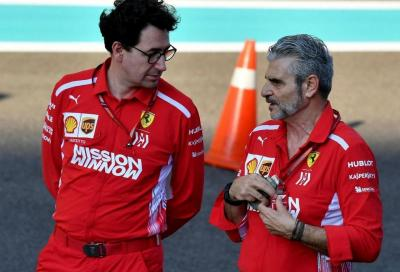 Ferrari: via Arrivabene, promosso Binotto