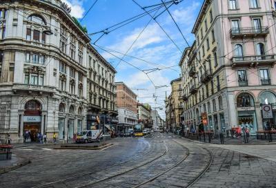Milano: la qualità dell'aria starebbe migliorando