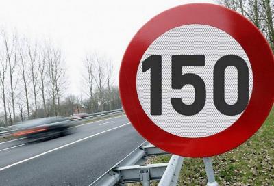 Limite a 150 km/h: potrebbe non essere una buona idea