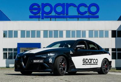 SPARCO: protagonista alla fiera Autosport International