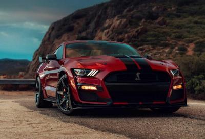 Nuova Ford Mustang Shelby GT500: 700 CV possono bastare?