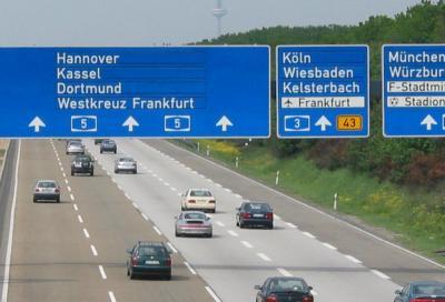 Limiti di velocità: presto anche sulle autostrade tedesche?
