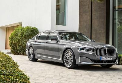 Nuova BMW Serie 7: l'eleganza si evolve