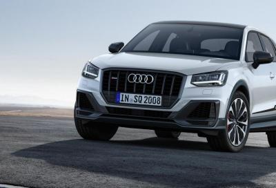 Audi SQ2: in Italia da 50.750 euro