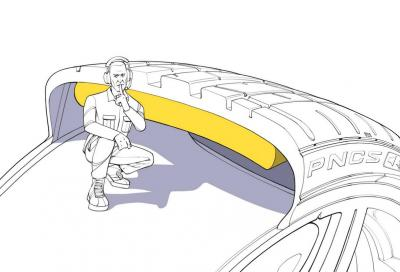 Pirelli PNCS: pneumatici anti-rumore