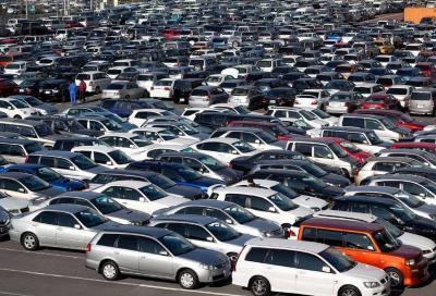 Auto usate in forte crescita con grande predilezione per quelle a gasolio