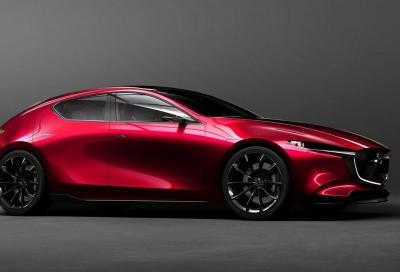 Nuova Mazda3: con lo stampaggio a freddo ha perso 3 chilogrammi